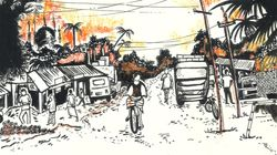 NRC: This Graphic Novelist Sketches The Citizenship Test That May Render Millions In Assam