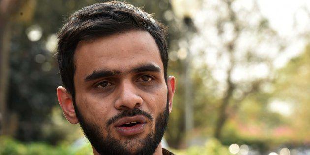 JNU student Umar