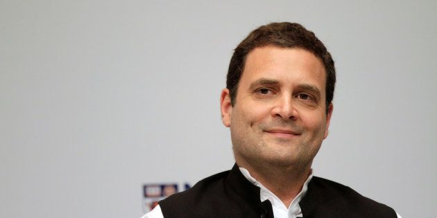 A file photo of Rahul