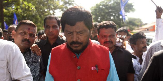 A file photo of Athawale.