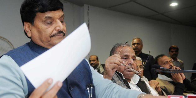 In UP, Can Shivpal Yadav's Secular Morcha Hurt BJP Or