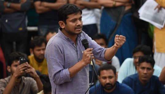 Kanhaiya Kumar Says Narendra Modi Can't 'Divert' People From High Petrol Prices, Unemployment And Corruption