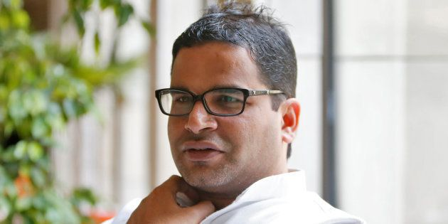 Political Strategist Prashant Kishor Joins Nitish Kumar's