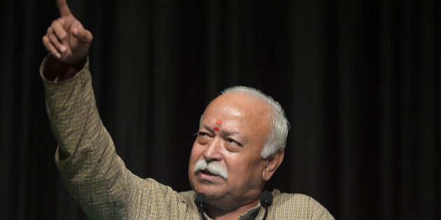 Mohan Bhagwat Wanted To Defend RSS, But Went On To Glorify