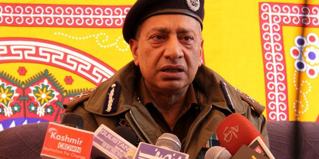 A file photo of Vaid, who was transferred and posted as Transport Commissioner earlier this