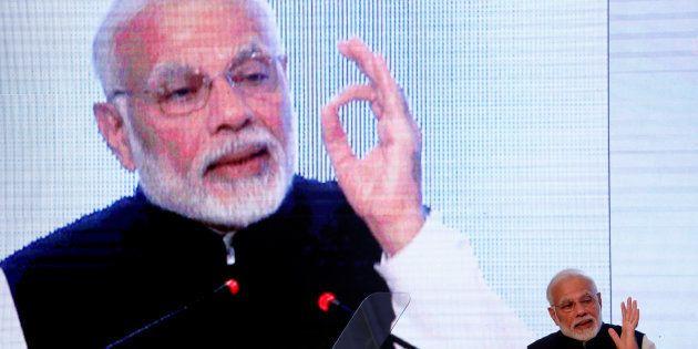 PM Narendra Modi 'Nominated' For Nobel Peace Prize By BJP's Tamil Nadu