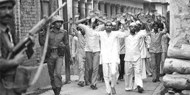 On the night of May 22, 1987, police personnel of the Uttar Pradesh Provincial Armed Constabulary rounded...
