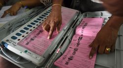 Telangana Election: Pink EVMs Give Jitters To