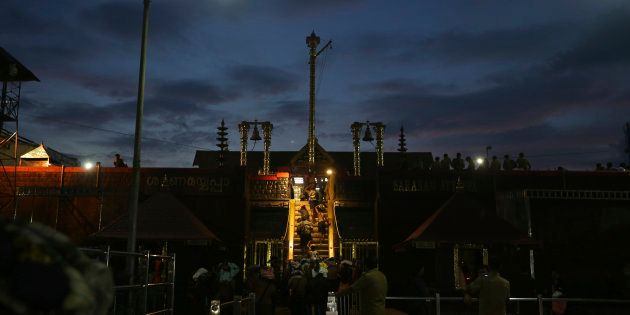 During the brief intervals in which the Sabarimala temple had opened after the judgement, some women...