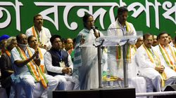 Mamata Banerjee Says BJP Chief Amit Shah's 'Rath Yatra' Is 'Ravan