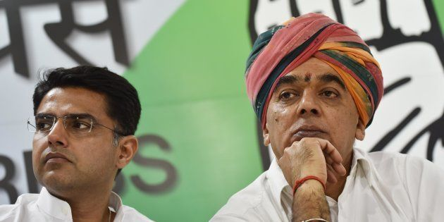 A file photo of Manvendra