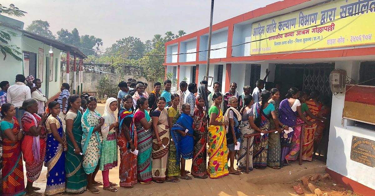 Chhattisgarh Assembly Election: Voting Begins For Second Phase ...