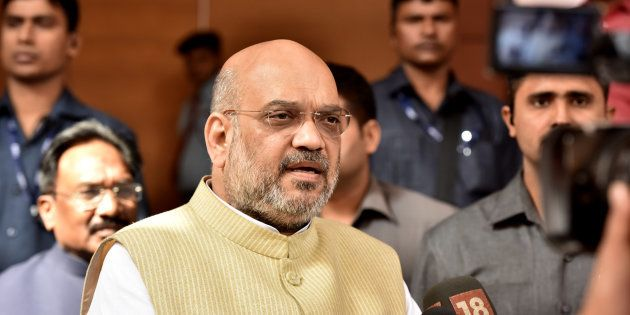 Shah's comments underlined his party's support to Sabarimala devotees protesting against the state government's...
