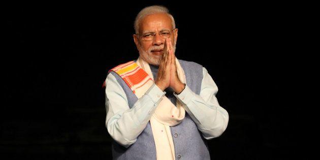 A file photo of Prime Minister Narendra