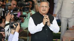 Chhattisgarh CM Called Congress 'Entertainment' While Giving Phones As