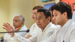 Madhya Pradesh Cliffhanger: Congress One Short of Majority But Claims