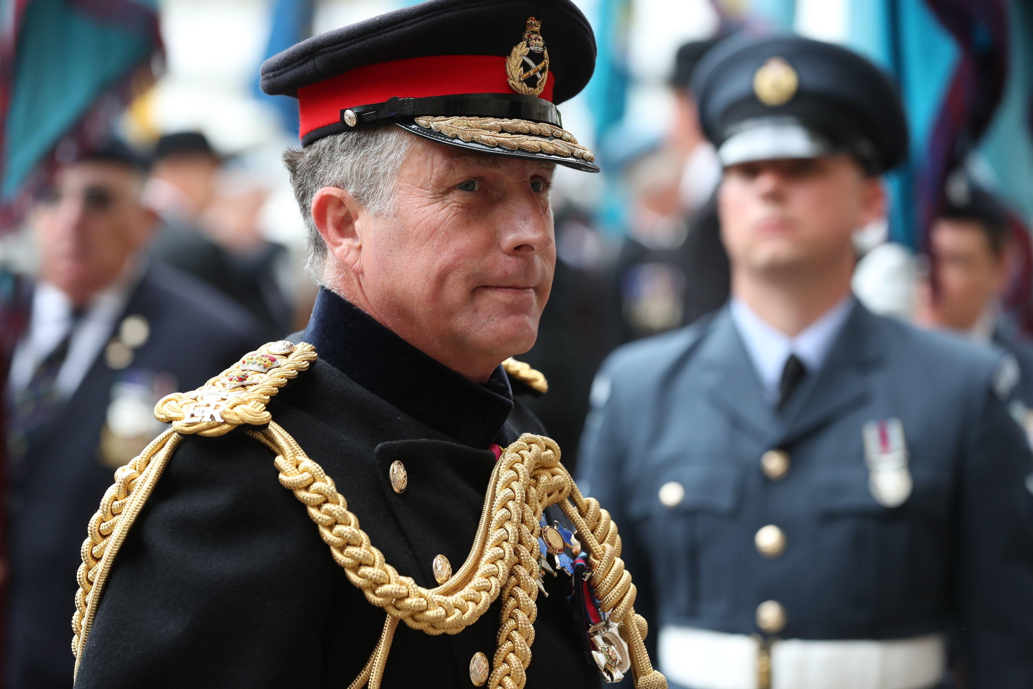 Αρχιστράτηγος του βρετανικού στρατού: Ζούμε μια περίοδο ανάλογη με αυτή πριν τον Α' Παγκόσμιο