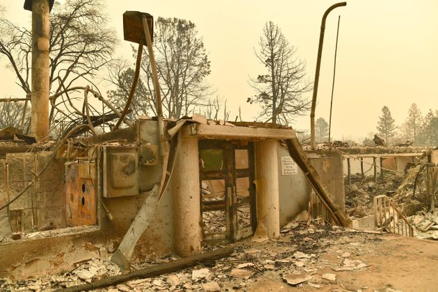 Paradise Elementary School, destroyed during the Camp fire in Paradise in November, California's worst...