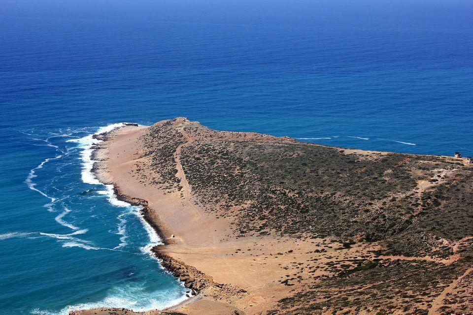 Le littoral tunisien menacé par le changement climatique, selon les