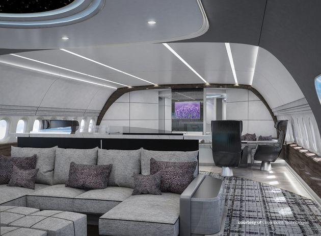 Ιπτάμενη έπαυλη: Το νέο Boeing 777X δεν μοιάζει με κανένα άλλο