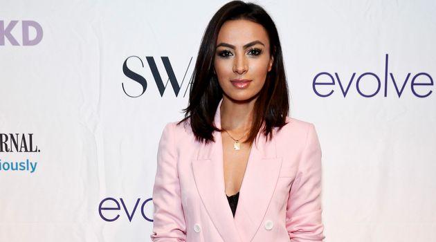 La Marocaine Iman Oubou, membre du jury de Miss Univers