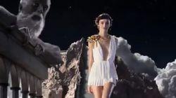 Διάσημος οίκος μόδας αποθεώνει τις θέες του Ολύμπου στο νέο του