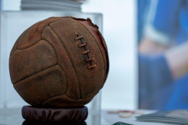 Σύγχρονο Ποδόσφαιρο και Δεύτερος Παγκόσμιος Πόλεμος -