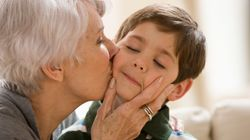 PUCKER UP: Why I Won't Be Forcing My Kids To Kiss Their Relatives At