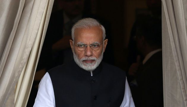 A file photo of Narendra