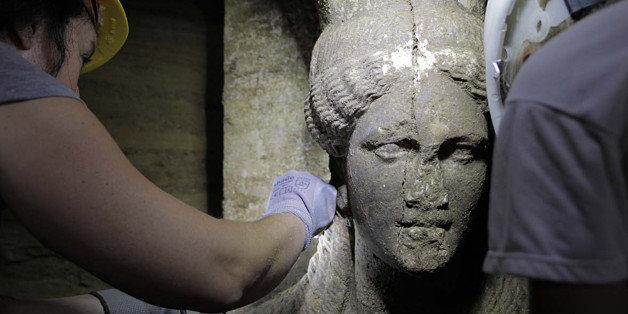 ΥΠΠΟ: Τα προβλήματα της Αμφίπολης οφείλονται στον τρόπο ανασκαφής το