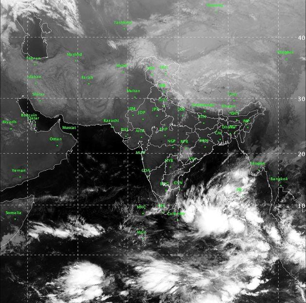 Andhra On Alert, Depression Over Bay of Bengal Could Intensify Into
