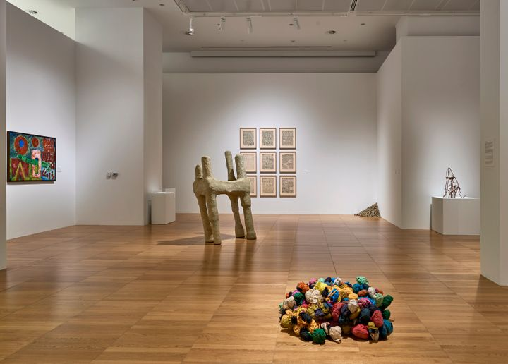 But We Cannot See Them: Tracing a UAE Art Community, 1988-2008, March 2 – August 26, 2017