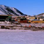 Todes-Drama in der Antarktis: Pilot findet 2 tote Männer in