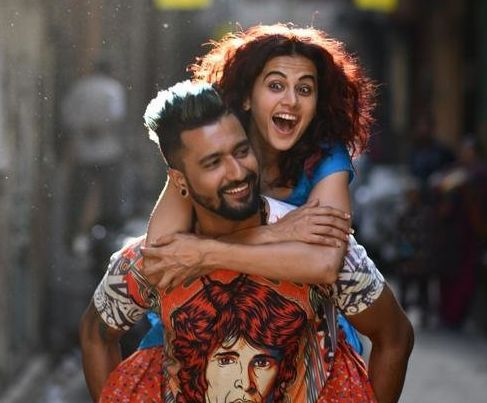 A still from Anurag Kashyap's 'Manmarziyaan.'