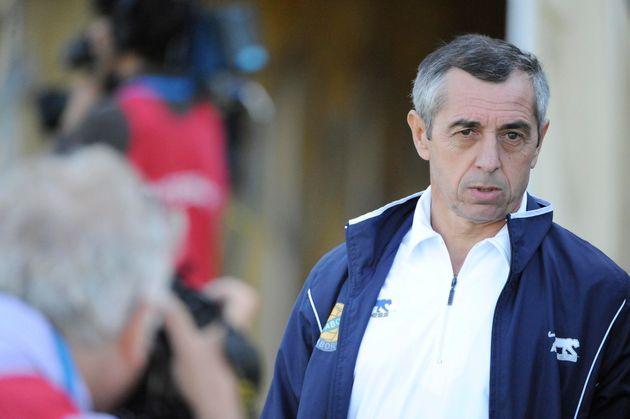 Football: Alain Giresse, nouveau sélectionneur