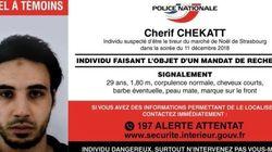 Major Police Operation In Strasbourg In Hunt For Terror Suspect Chérif