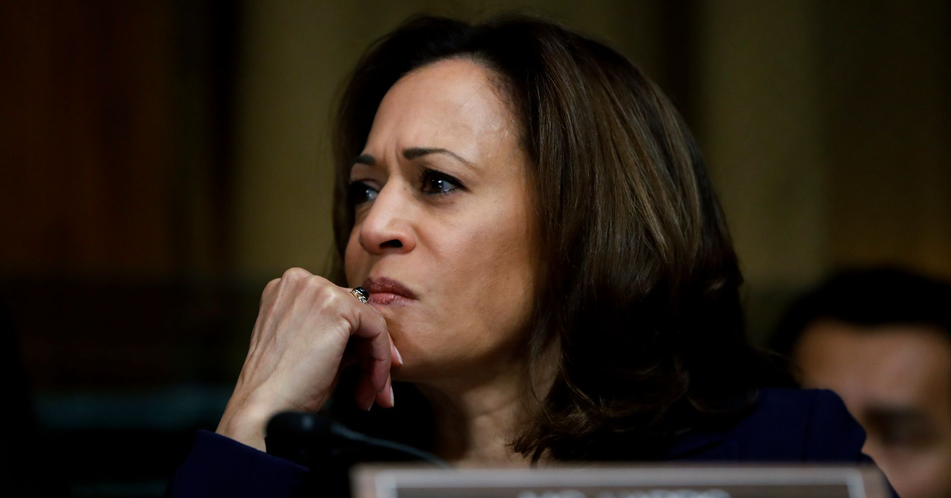 Kamala Harris: Black Mothers 'Must Be Given Dignity' In Health Care