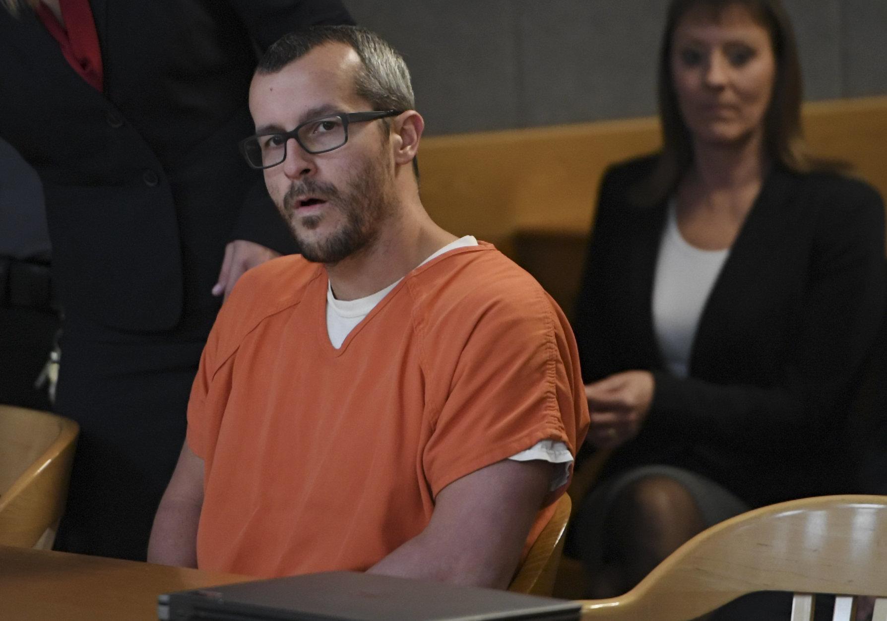Chris Watts a tué sa famille. Puis les lettres d'amour ont