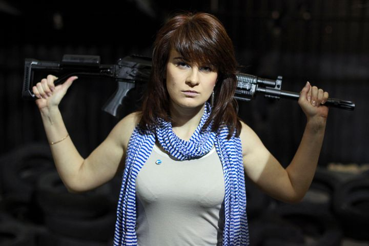 Maria Butina has pleaded guilty to engaging in conspiracy against the United States.