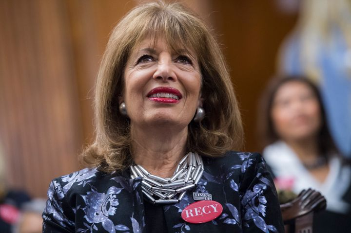 Rep. Jackie Speier (D-Calif.) has been a leading advocate for making Congress deal with its Me Too problem.