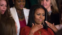 Michelle Obama Sends Message Of Hope To Young People In Her Final Address As First