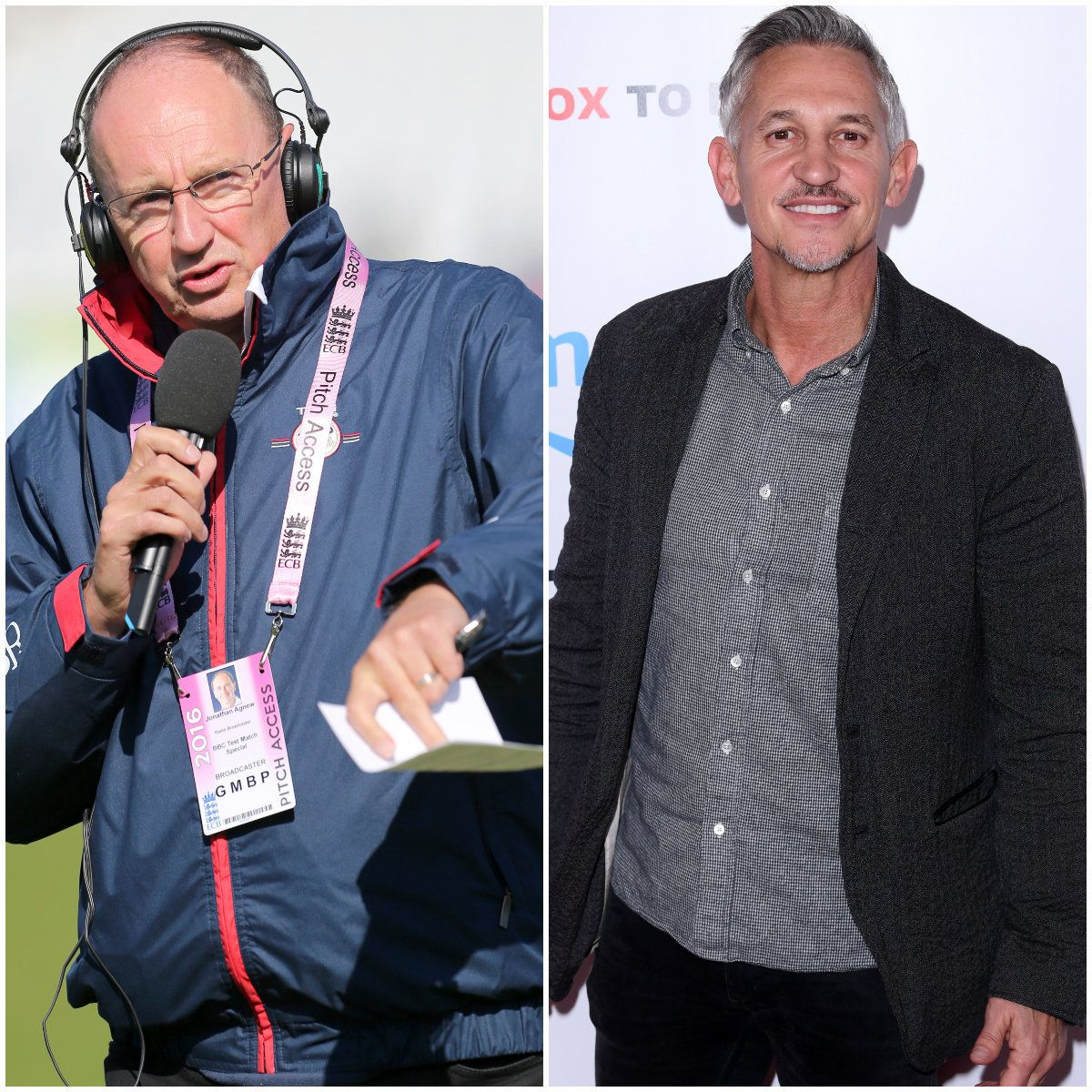 BBC Brexit Row As Jonathan Agnew Blasts Gary Lineker For Getting