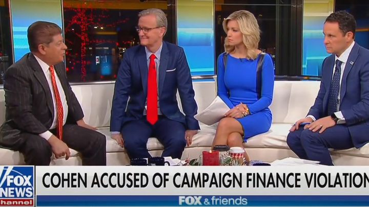 Fox News Senior Judicial Analyst Andrew Napolitano broke down reasons why President Donald Trump should be worried following