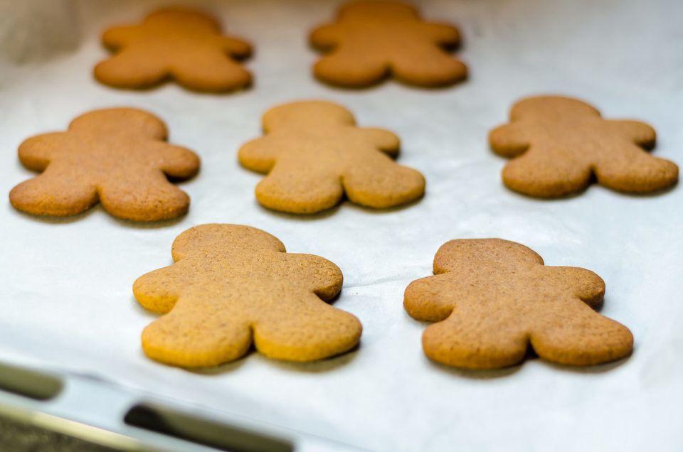 Μελένια ανθρωπάκια (Gingerbread
