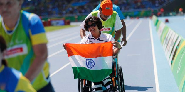 Paralympic Medalist Deepa Malik Allegedly Told 'Sweetheart, Chill' By Condescending Cabin Crew On Air...