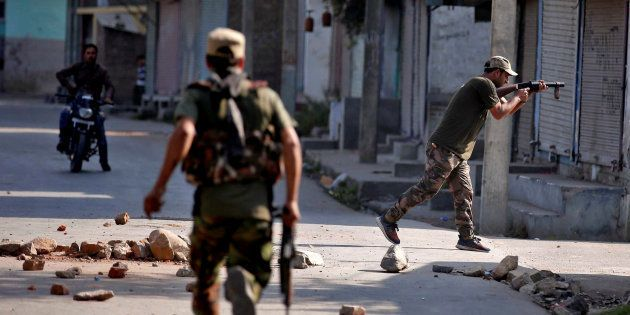 Curfew Imposed In Srinagar After 12-Year-Old Boy Dies In Pellet