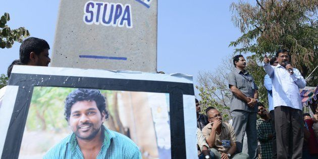Centre Declines To Make Public Report On Rohith Vemula's