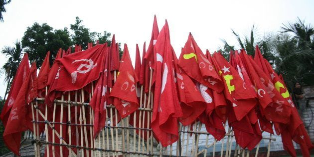 CPI(M) Worker Hacked To Death By 6 People In