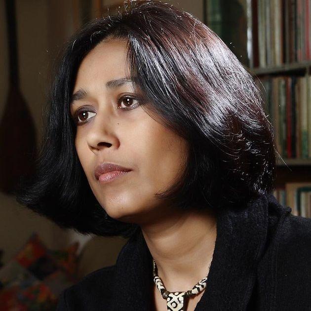 Dr. Nandini Sundar, Professor Delhi School of Economics at her residence in New Delhi on Wednesday, Marach...