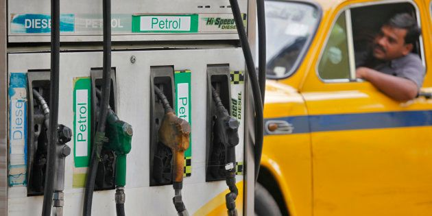 Petrol Price Hiked By ₹1.34 A Litre, Diesel By ₹2.37 A